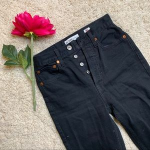 Levi's Jeans - RE/DONE Levi's 501 Ultra High Rise Skinny Jean